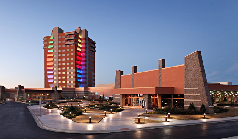 Downstream casino quapaw